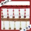 lampshade fringe curtain beaded fringe