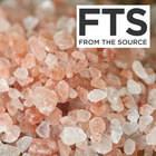 Himalayan Pink Rock Crystal Salt - Granular / Grof / Gros sel