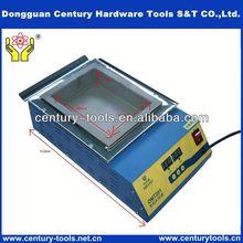 SJ-201 lead free titanium lead free desktop wave soldering machine