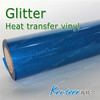 High Quality Heat Transfer Glitter Film for Cotton/ Polyester T-shirt