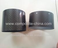carbon fiber auto muffler , auto carbon part