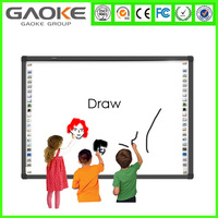 CE ISO ROHS approved whiteboard magnet finger touch white board