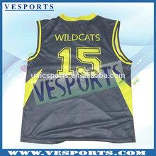 Professional olympic basketball jersey
