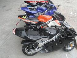 FLD-ZP 49cc pocket bike