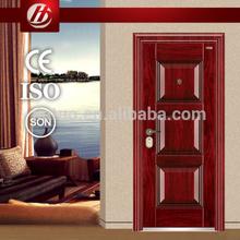 S-84 iron security doors iron slide doors