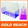 2014 Hot Sale Clear PVC Toiletry Bag with Zipper
