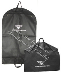 New recycle nylon non woven suit bag dress cover