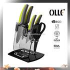 5pcs Ceramic Kitchen Royality Line Knife Set