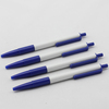 Blue is simple advertising ball pen