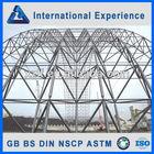 xuzhou iron net frame canopy for stadium and halls