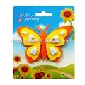 yiwu yanyue el nuevo 2014 baratos en broches de mariposa a granel de china nuevos productos para la venta