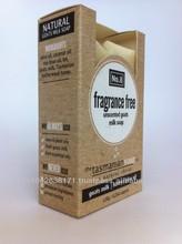 Australian Handmade Soap: UNSCENTED, Fresh Tasmanian Goats Milk, Honey, Olive Oil
