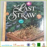 Hardcover children english story book