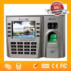 Date time stamp machine dealer in malaysia (HF-Iclock260)