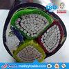 XLPE aluminum cable/aluminum conductor 3 core power cable