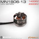 T-Motor Hight Performance MN1806 KV1400 KV2300 Outrunner Brushless Motor for multi-rotor Aircraft --hot sales
