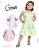 Summer little girls frock designs dresses
