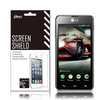 Mobile phone accessories for LG,LG optimus f5 screen protector oem/odm (Anti-Glare)