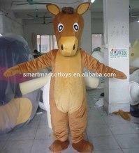 New design horse mascot costume/ costumes horse