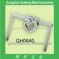 metal de alta calidad bolso marco de bolsa de la bolsa de accesorios
