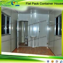 de fibra de vidrio chaoqiang prefabricados casa para vivir