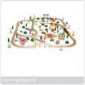 Mini tren de juguete, bricolaje las vías del tren de juguete