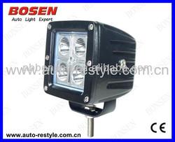 best sellers clamp mount 16W LED work light rigid style off road LED work light quad POD light