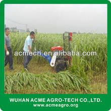 Mini reed harvester/reed reaper/reed harvesting machine