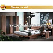 mdf modern bedroom furniture/melamine bedroom furniture#DS905