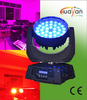 rechargeable zoom led headlamp 36*10W led moving head zoom microscope led zoom portable