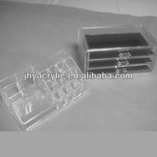 High quality customized acrylic perfume organizer
