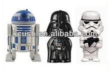 film heros Star Wars usb PVC flash sticks