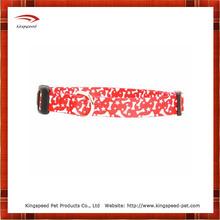 heat transfer printing dog show collar