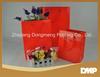 Red colour storaged paper bag supplier