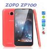 Cheap Unlocked Cell Phone ZOPO ZP700 Quad Core 4.7 inch Android 4.2 ZOPO ZP700 1GB RAM 4GB ROM 8.0 MP ZOPO ZP700 Unlocked Phone