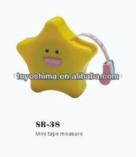 Promotion gift cute measuring tape