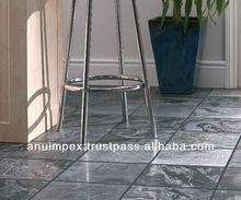 Honed Slate tiles for floor