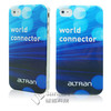Surmax anti-shock cover back skin case for iphone 4