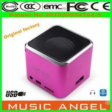 gifts for blind Original Music Angel JH-MD07U sound system top laptop speaker