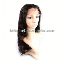 dyeable and bleachable 100% chinese hair full lace wig