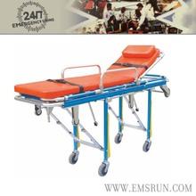 lifeline ambulance cots automatic loading ambulance stretchers