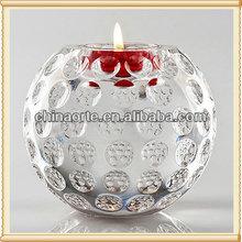 Hot Sell Romantic Crystal Diamond candlestick