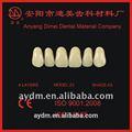 De alta qualidade, 2015 venda quente 4- camada de acrílico dentes dentes artificiais material de prótese