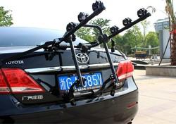 Steel Bicycle Car Rack, Car Bike Rack, Hanging Hitch Bike Carrier, Hitch rack