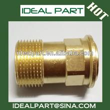 Copper die casting pipe fitting for armarium