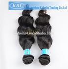 Cheap virgin gray hair weave