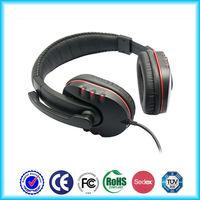 2014 Hot Wholesale Alibaba stereo Super Bass Game Headphone Sample Free
