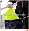 silicone bumper tablet case for ipad mini with shoulder strap chain