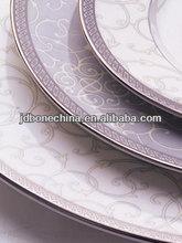 0clearance royal Korean Japanese style dinnerware set dinner plate stock lot
