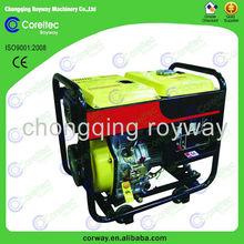 diesel generator/CE&ISO cerification electric start diesel engine generator alternator